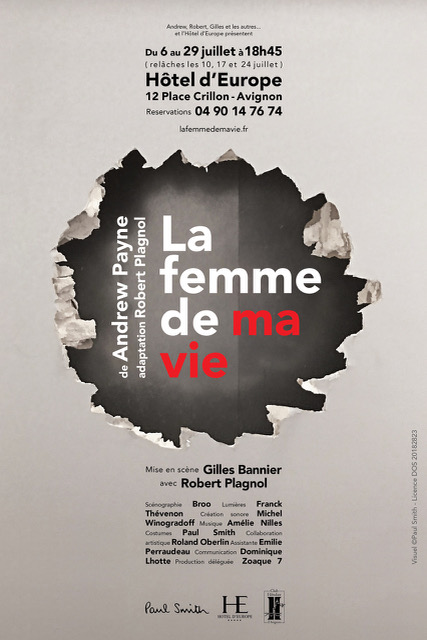 AFFICHE-Lafemmedemavie